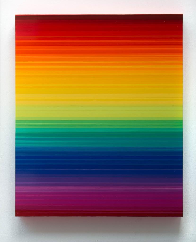 Technicolor-Horizon-I - Thierry Feuz - Leonhard's Gallery