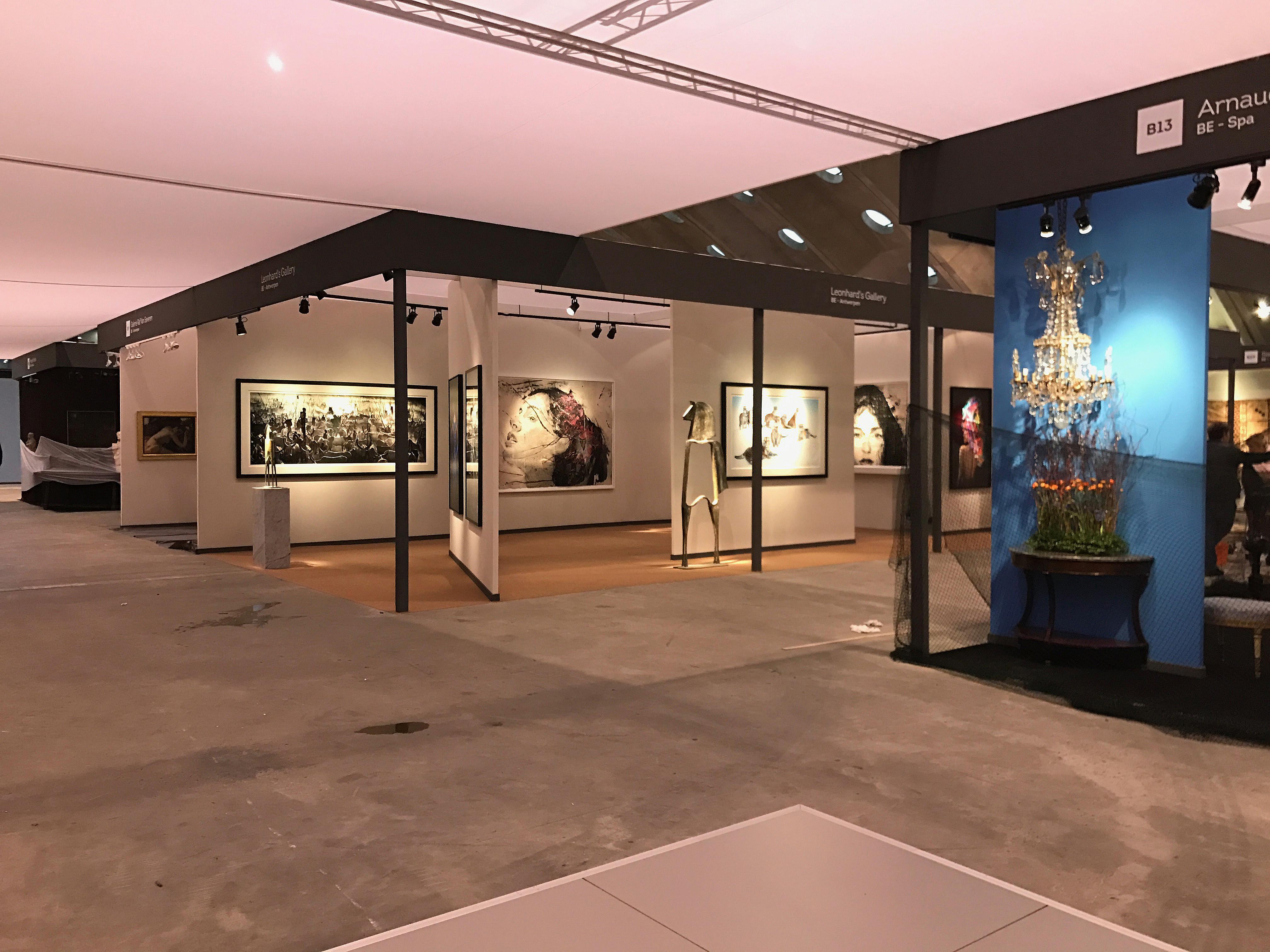Antica Namur - Booth 2017