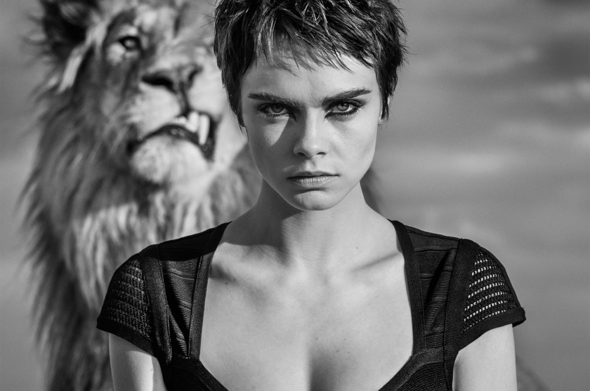 Cara - David Yarrow - Leonhard's Gallery