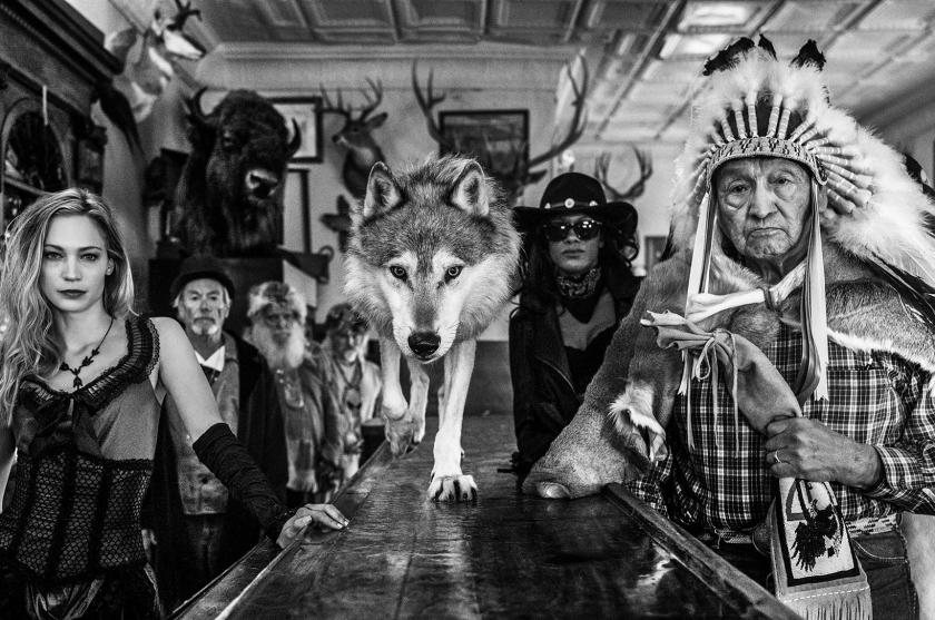 Crazy Horse - David Yarrow - Leonhard's Gallery