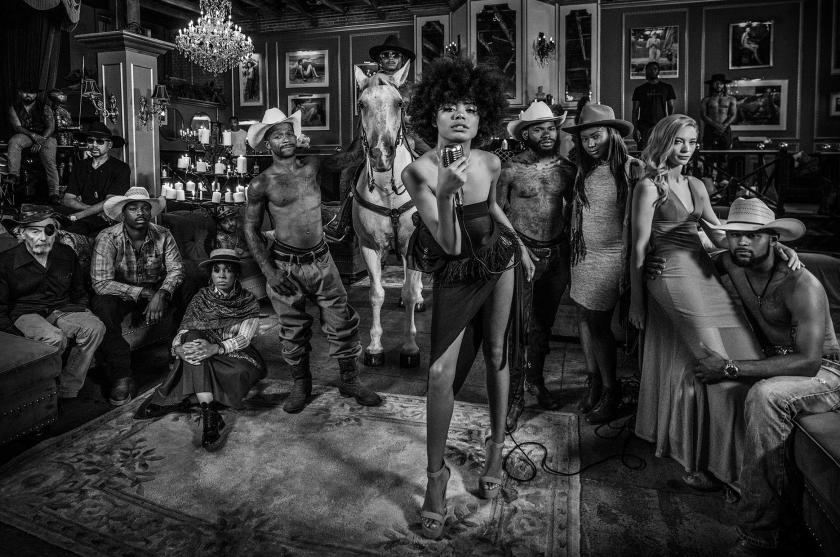 The Compton Cowboys - David Yarrow - Leonhard's Gallery
