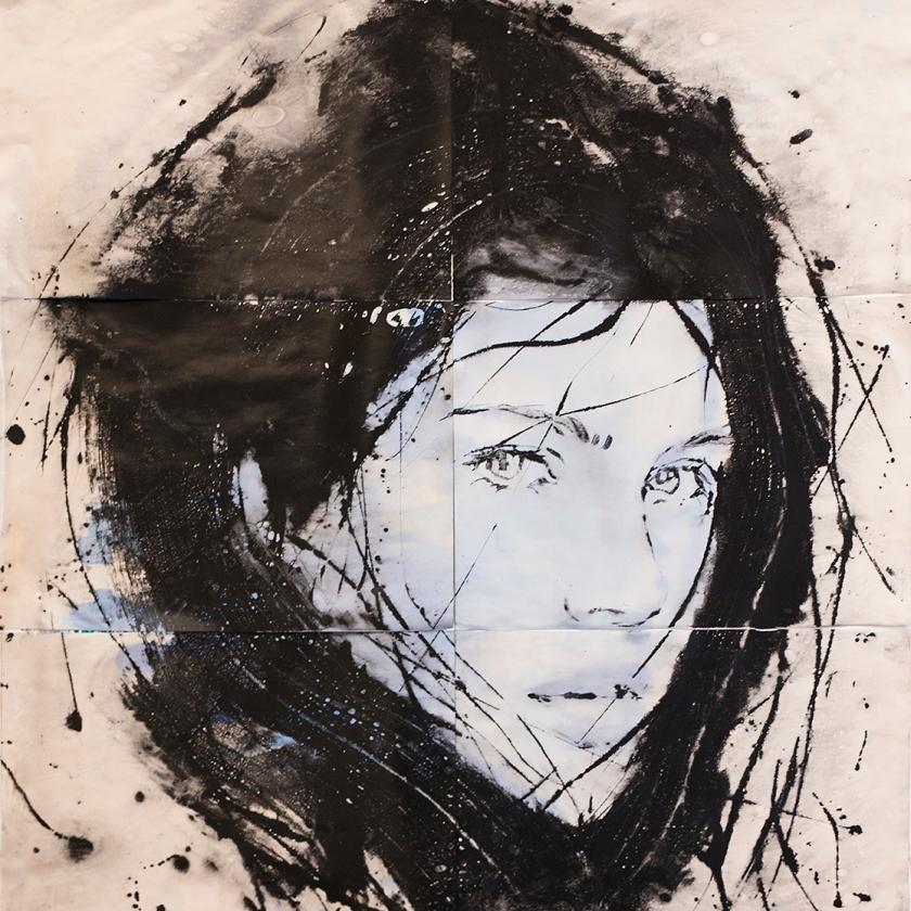 Portrait 31 - Lidia Masllorens - Leonhard's Gallery