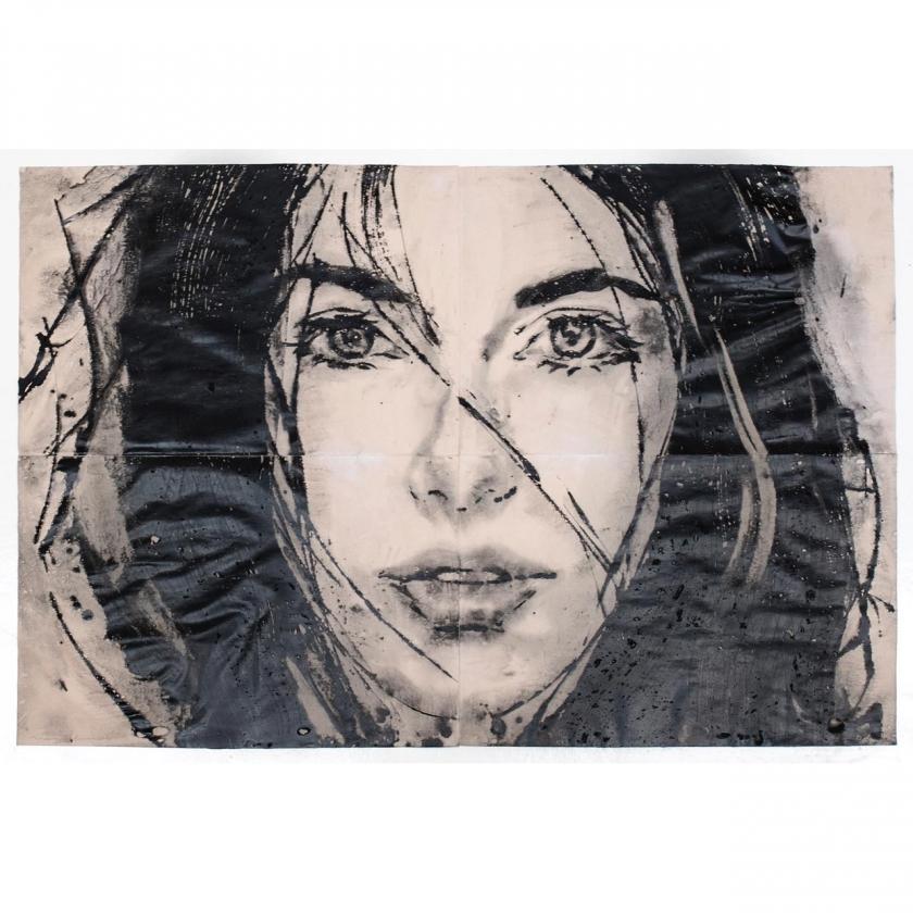 Portrait 35 - Lidia Masllorens - Leonhard's Gallery