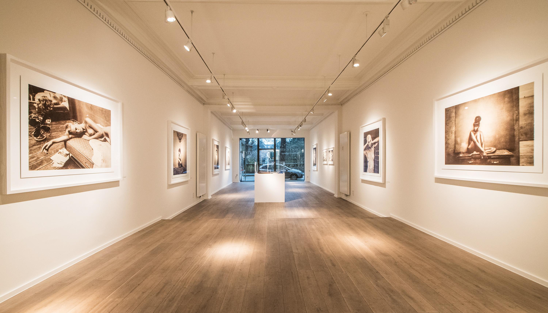 Marc Lagrange - Chocolate Polaroid Exhibition - Leonhard's Gallery