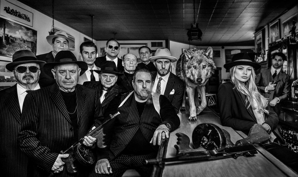 Goodfellas - David Yarrow - Leonhard's Gallery
