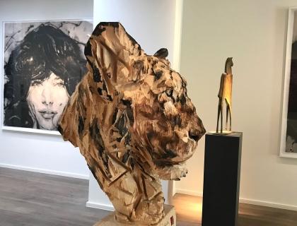 Lionne - Jürgen Lingl-Rebetez - Leonhard's Gallery