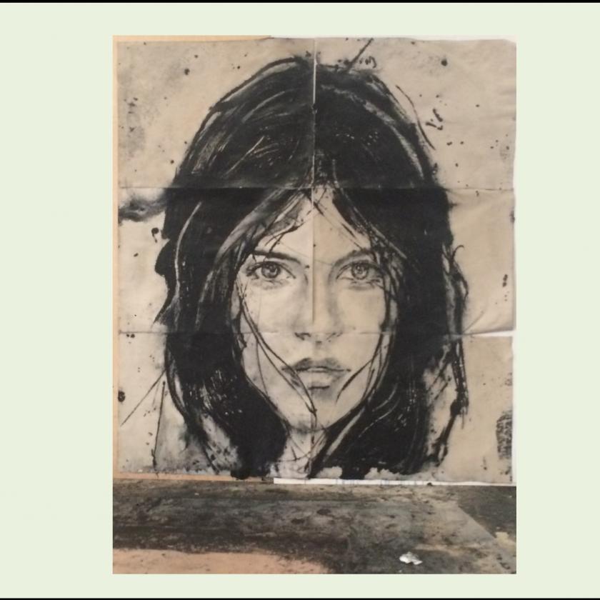 Untitled Portrait 03 - Lidia Masllorens - Leonhard's Gallery