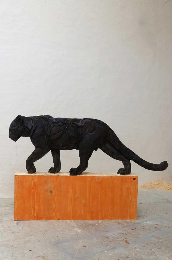 black-panther - Jürgen Lingl - Leonhard's Gallery