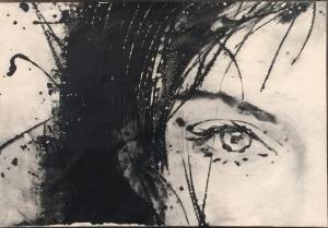 Eyes 04 - Lidia Masllorens - Leonhard's Gallery