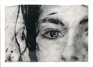 Eyes 01 - Lidia Masllorens - Leonhard's Gallery