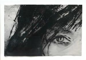 Eyes 02 - Lidia Masllorens - Leonhard's Gallery