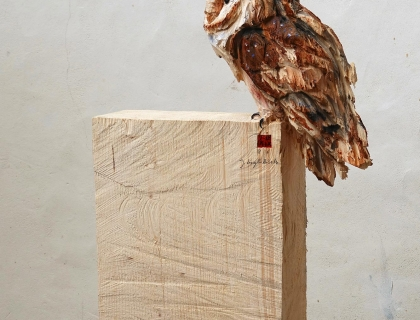 Chouette - Jürgen Lingl-Rebetez - Leonhard's Gallery