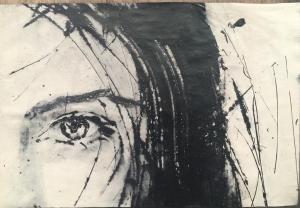 Eyes 06 - Lidia Masllorens - Leonhard's Gallery