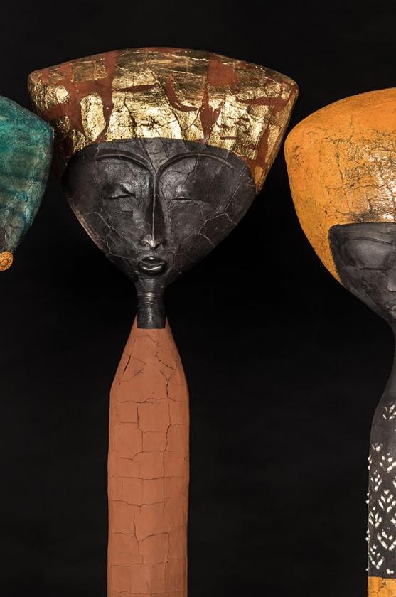 Group Picture 4 - Etiyé Dimma Poulsen - Leonhard's Gallery