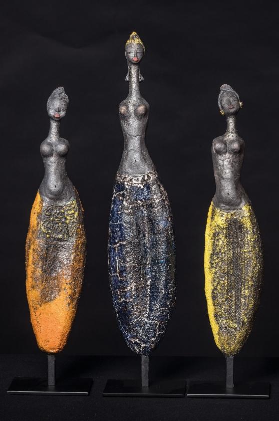 Group Picture 6 - Etiyé Dimma Poulsen - Leonhard's Gallery