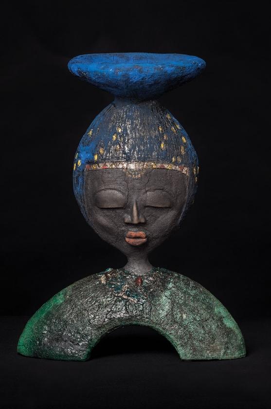 Queen Of The Kush - Etiyé Dimma Poulsen - Leonhard's Gallery