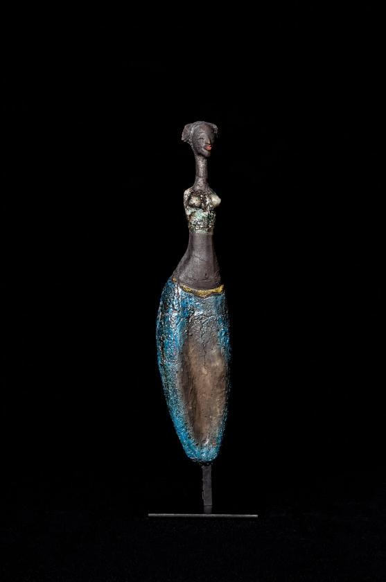 Femme D' Orient - Etiyé Dimma Poulsen - Leonhard's Gallery