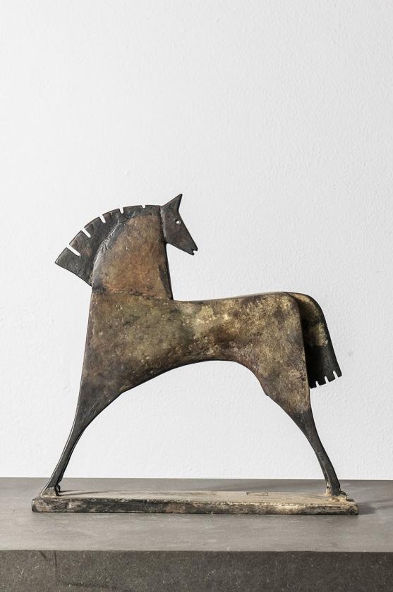 Caballo Adeona front - Editie EA3-4 Carlos Mata - Leonhard's Gallery