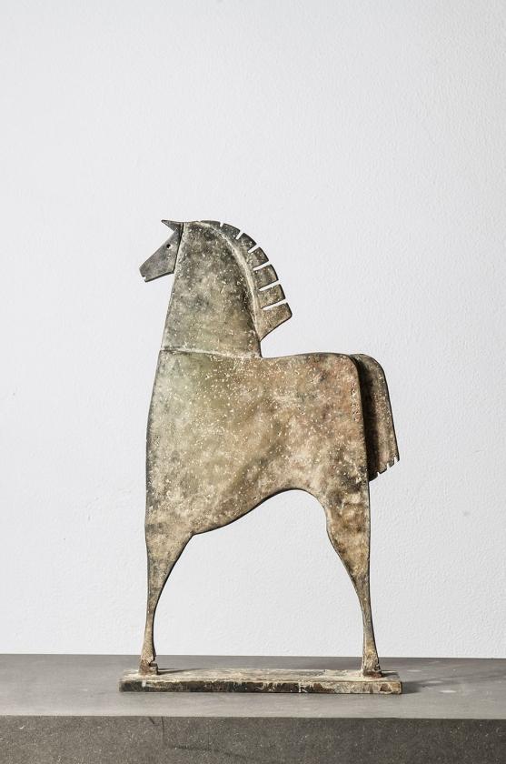 Caballo Agamenon front - Editie 8-8 - Carlos Mata - Leonhard's Gallery
