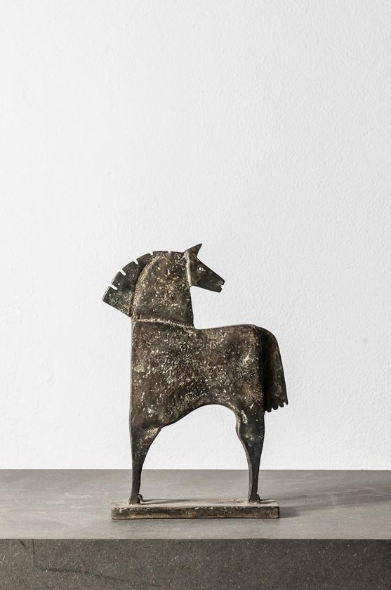 Caballo Mura front - editie EA4-4 - Carlos Mata - Leonhard's Gallery
