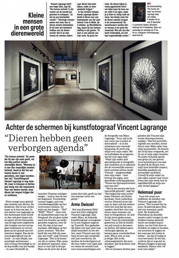Vincent Lagrange - Leonhard's Gallery