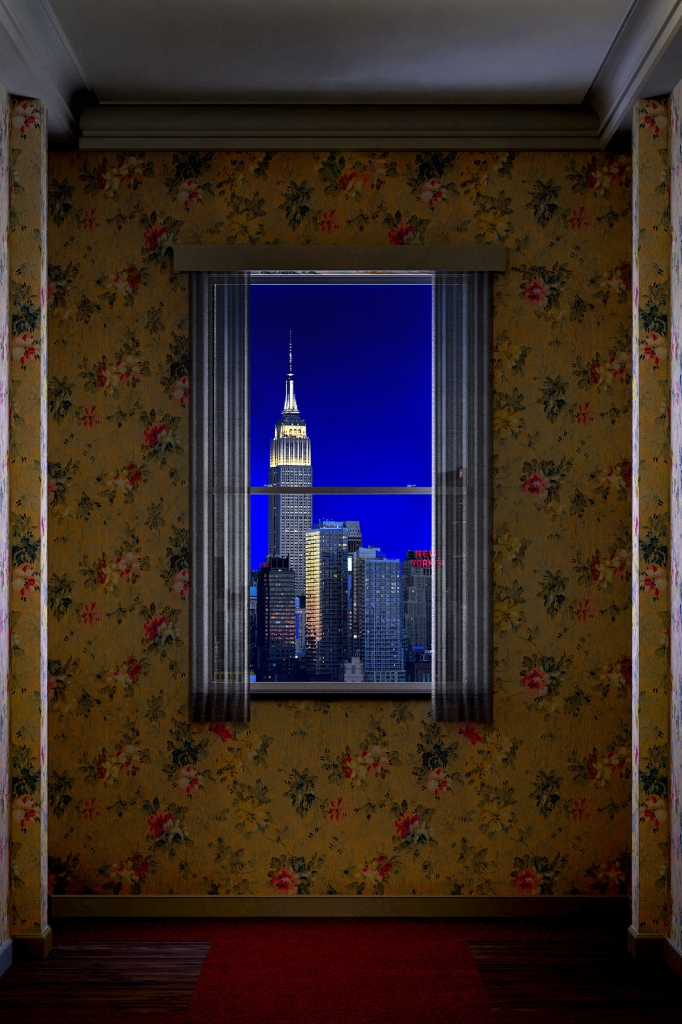 WINDOWS 2.0 - An American Story - 100x150 cm - 120x180 cm - 130x200 cm - 2019 - Luc Dratwa - Leonhard's Gallery