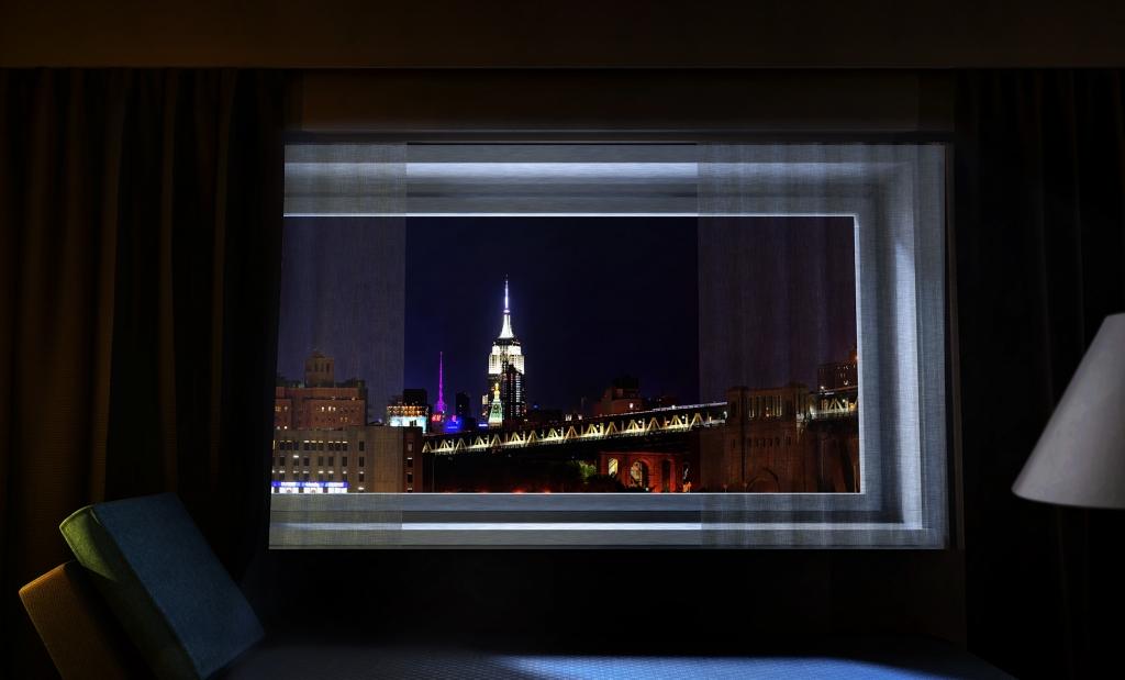 WINDOWS 2.0 - Goodbye Mister Freud - 100x170 cm - 115x215 cm - 130c225 cm - 2019 - Luc Dratwa - Leonhard's Gallery