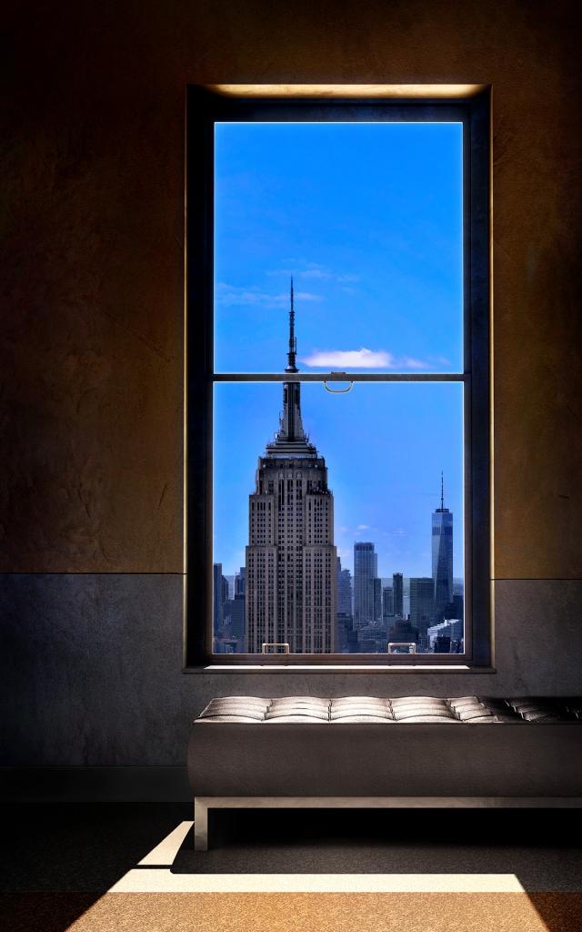 WINDOWS 2.0 - Only II - 75x120 cm - 100x160 cm - 125x200 cm- 2019 - Luc Dratwa - Leonhard's Gallery