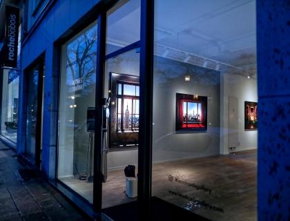 Luc Dratwa - Exhibition Windows 2.0 at Leonhard's Gallery