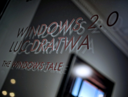 Luc Dratwa - Exhibition Windows 2.0 at Leonhard's Gallery