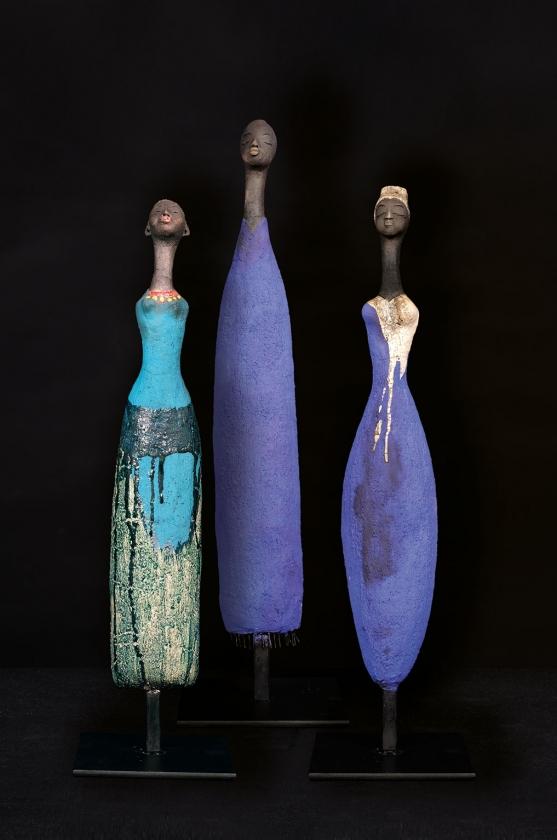 Small Group- Etiyé Dimma Poulsen - Leonhard's Gallery