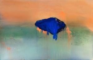Saltwater Painting - Inge Cornil - Leonhard's Gallery