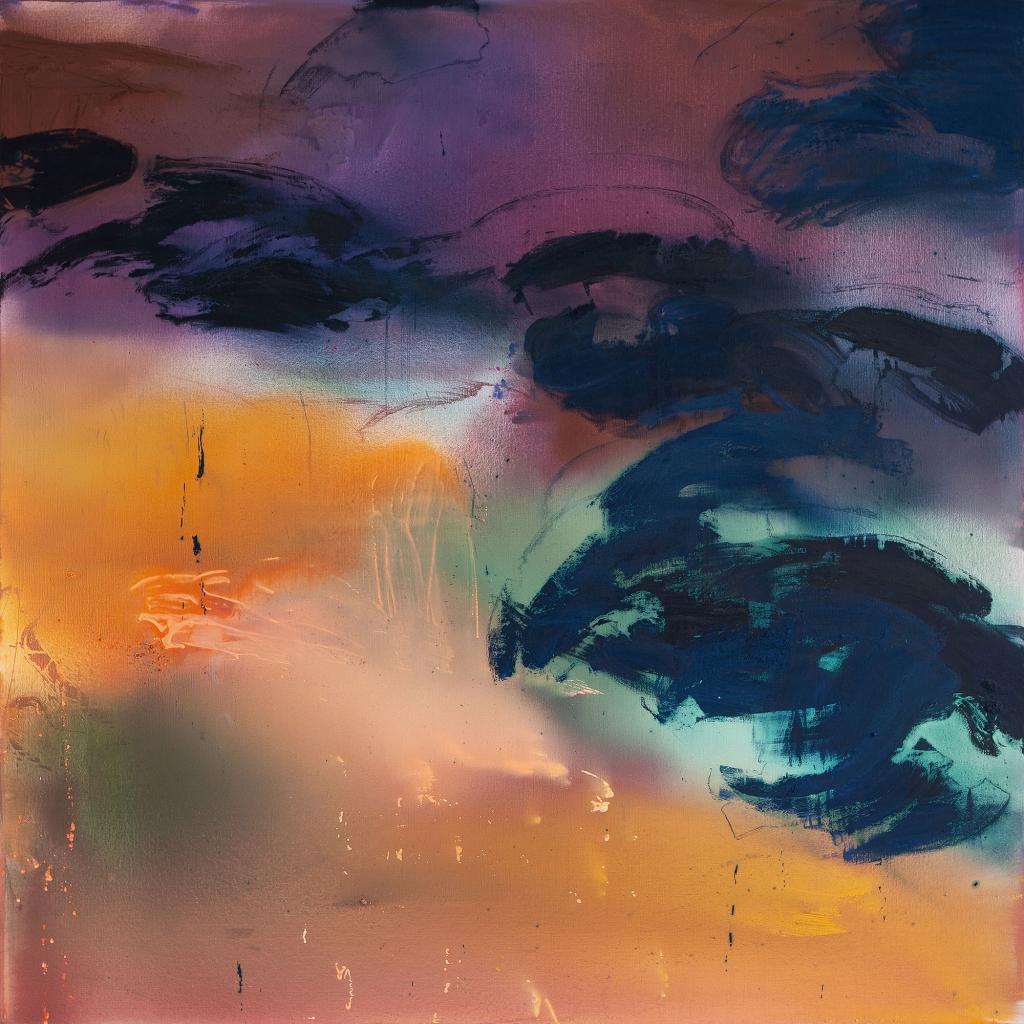 Saltwater-Painting - Inge Cornil - Leonhard's Gallery