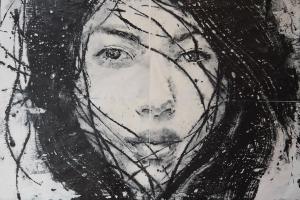 Portrait 56 - Lidia Masllorens - Leonhard's Gallery
