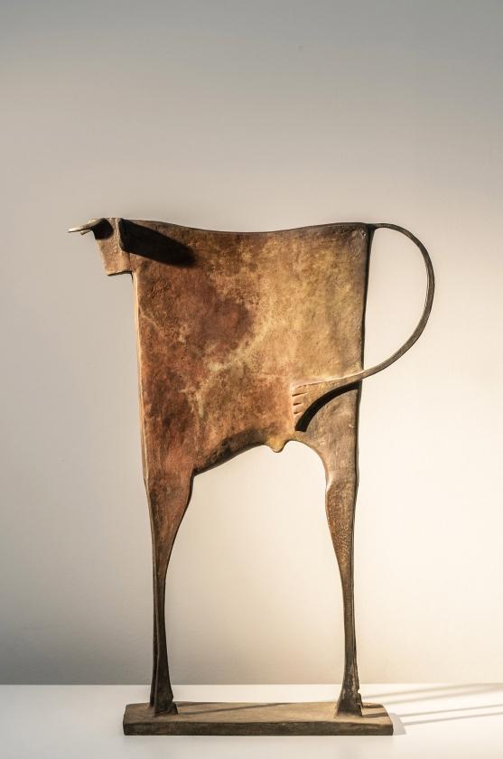 Toro Piombino - Carlos Mata - Leonhard's Gallery