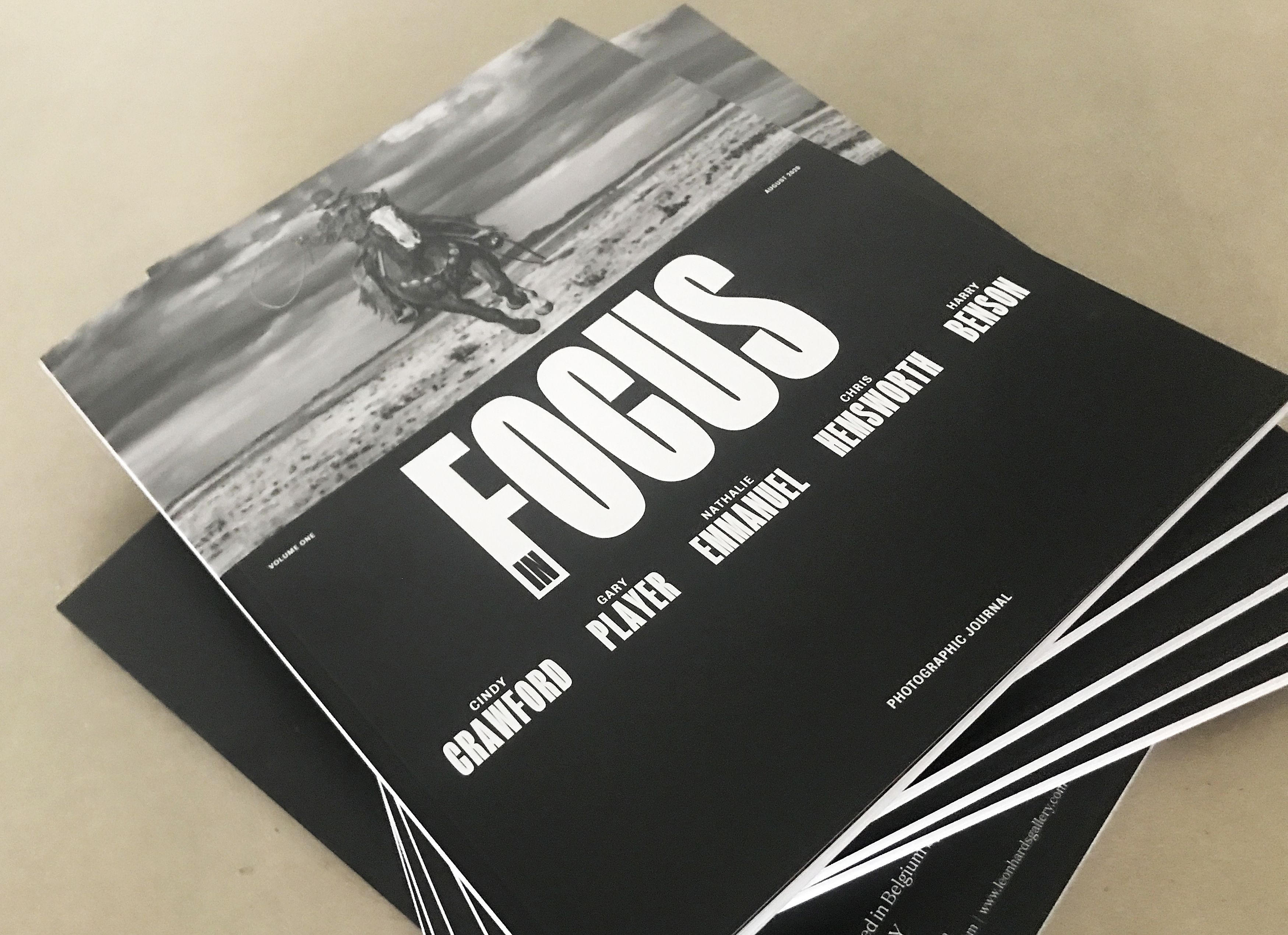In Focus - David Yarrow - Leonhard's Gallery