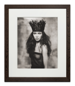 Indian Girl - Marc Lagrange - Leonhard's Gallery