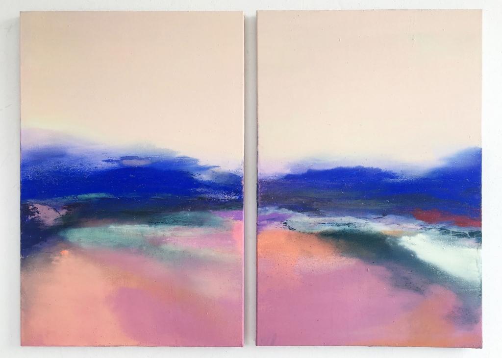 Saltwater-Painting-A9-0-2_F3-9-24-11-7-10 - Inge Cornil - Leonhard's Gallery