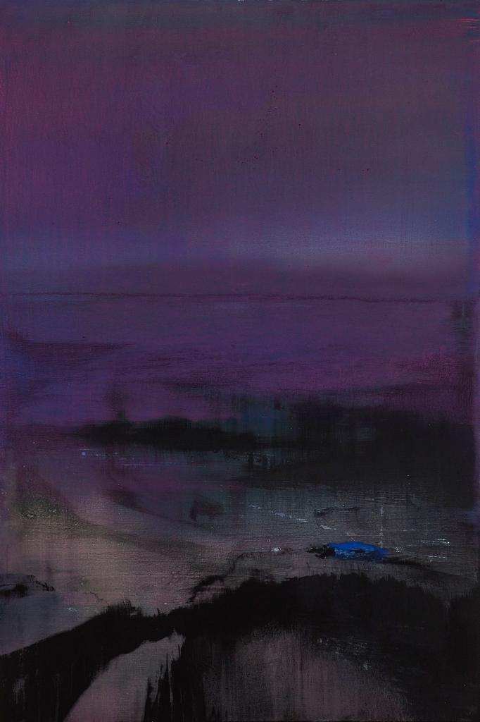 Soil-Painting-A6-11_F17-11-20-0 - Inge Cornil - Leonhard's Gallery