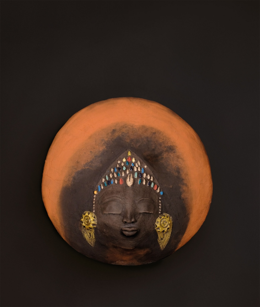 Ajanta - Etiyé Dimma Poulsen - Leonhard's Gallery