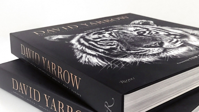 David Yarrow New Book - Leonhard's Gallery