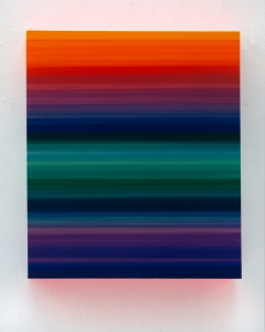 Technicolor Stratus Horizon - Thierry Feuz - Leonhard's Gallery