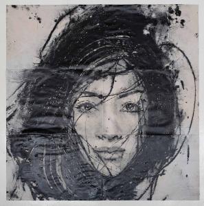 Portrait 58 - Lidia Masllorens - Leonhard's Gallery