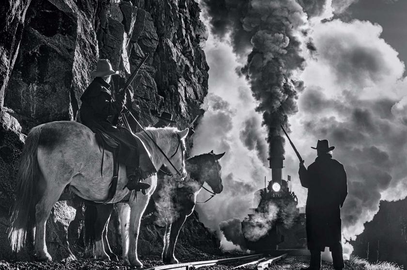The Iron Horse - David Yarrow - Leonhard's Gallery
