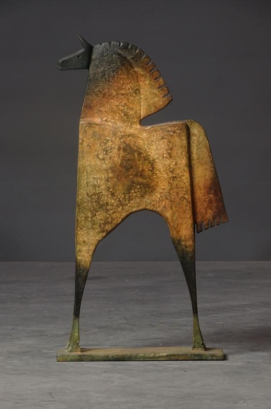 Caballo Egates - Carlos Mata - Leonhard's Gallery