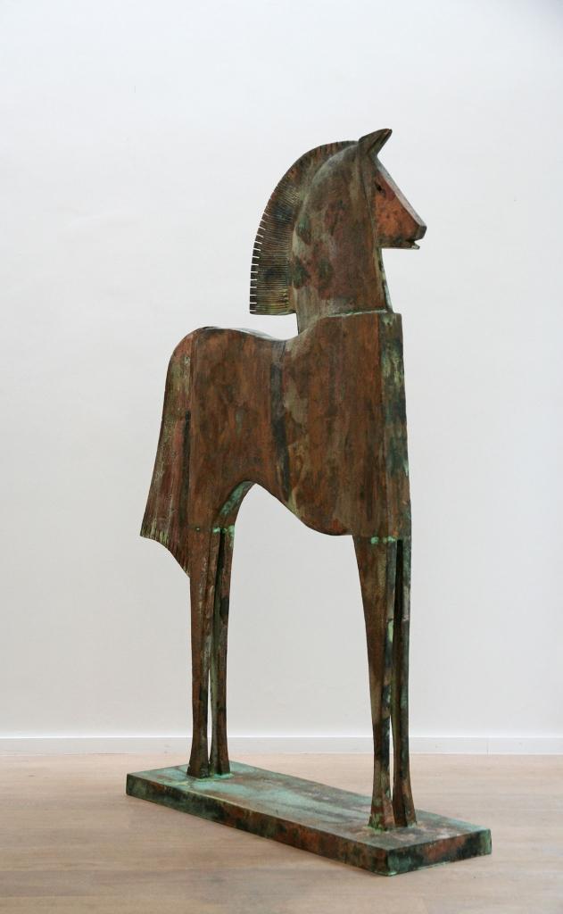 Caballo Mesene - Carlos Mata - Leonhard's Gallery
