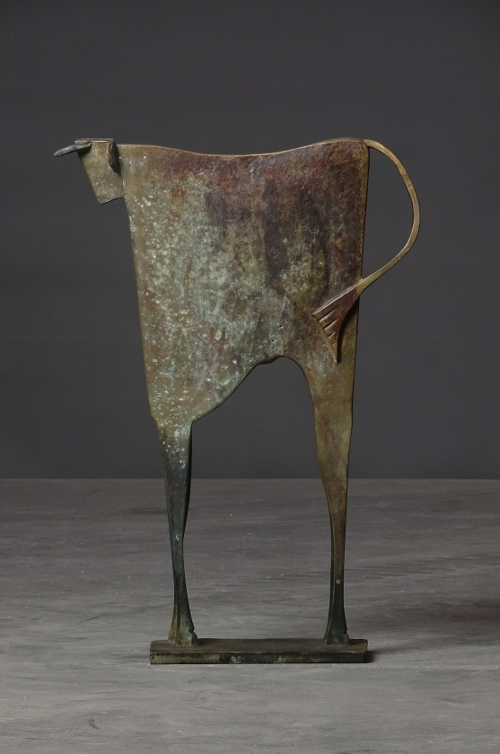 Toro Limando - Carlos Mata - Leonhard's Gallery