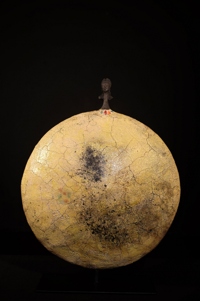 Mellow Yellow - Etiyé Dimma Poulsen - Leonhard's Gallery