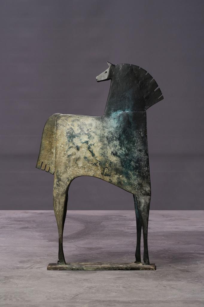 Caballo Amiclas - Carlos Mata - Leonhard's Gallery
