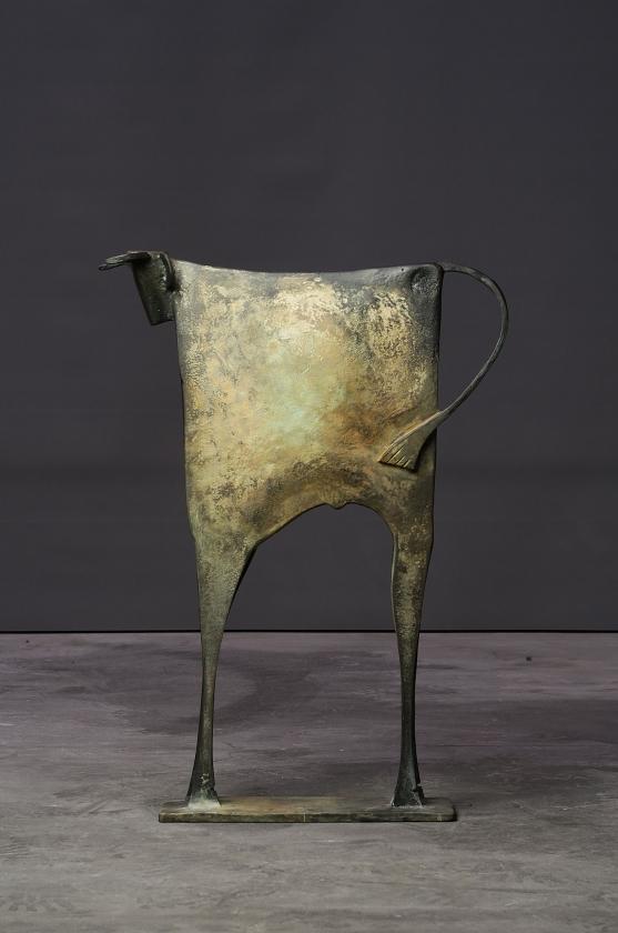 Toro Bizante - Carlos Mata - Leonhard's Gallery
